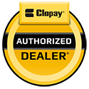 Hershey Door is a Clopay Authorized Dealer