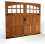 Clopay Garage Doors - Reserve Wood Custom