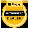 Hershey Door is a Clopay Authorized Dealer